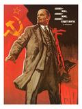 Communist Poster  1967