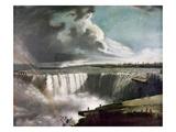 Morse: Niagara Falls  1835