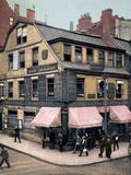 Boston: Bookshop  1900