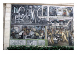 Diego Rivera: Detroit