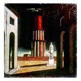 Chirico: Grand Tour  1914