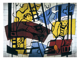 Leger: Builders  1950