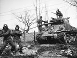 Korean War: Tank  1951