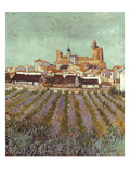Van Gogh: Saintes-Maries