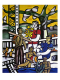 Leger: Camper  1954
