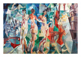 Delaunay: City Of Paris