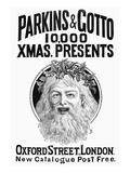 Christmas Present Ad  1890