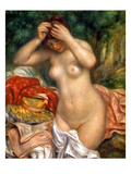 Renoir: Bather