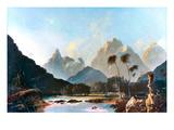 Cook: Tahiti  1773
