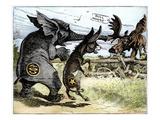 Bull Moose Campaign  1912