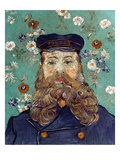 Van Gogh: Postman  1889