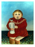 Rousseau: Child/Doll  C1906