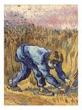 Van Gogh: The Reaper  1889