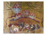 Dufy: Grand Concert  1948