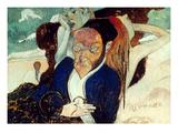 Gauguin:  Nirvana  C1890