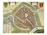 Holland: Gouda Plan  1649