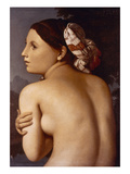 Ingres: The Bather