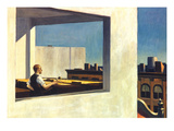 Hopper: Office  1953