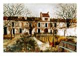 Utrillo: Montmagny  1908-9