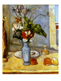 Cezanne: Blue Vase  1885-87