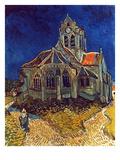 Van Gogh: Church  1890