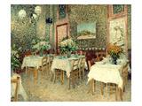 Van Gogh: Restaurant  1887