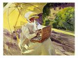 Sorolla: Painter  1907