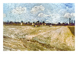 Van Gogh: Fields  1888