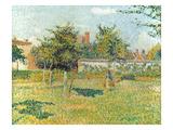 Pissarro: Woman  1887