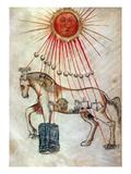 Zodiacal Horse