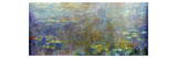 Claude Monet: Waterlilies