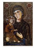 Madonna Icon