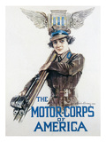 World War I: Motor Corps