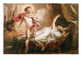 Rubens: Jupiter And Semele