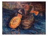 Van Gogh: The Shoes  1887