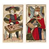 Tarot Cards  C1700