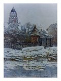 Monet: Church/Veth  1879