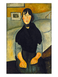 Modigliani: Woman  1918