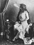 Nude Smoking  1913