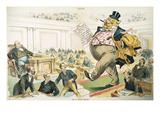 Tariff Lobbyist  1897