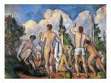 Cezanne: Bathers  C1890
