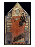 Saint Anne Enthroned