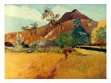 Gauguin: Tahiti  1891