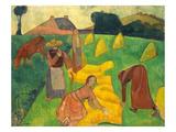 Bernard: Harvest  1889