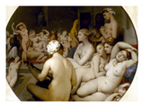 Ingres: Turkish Bath