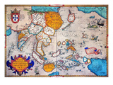 Pacific Ocean/Asia  1595