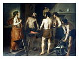 Velasquez: Vulcan