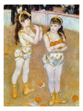 Renoir: Circus Girls  1878
