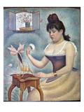 Seurat: Knobloch  1889-90