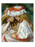 Renoir: Two Girls Reading